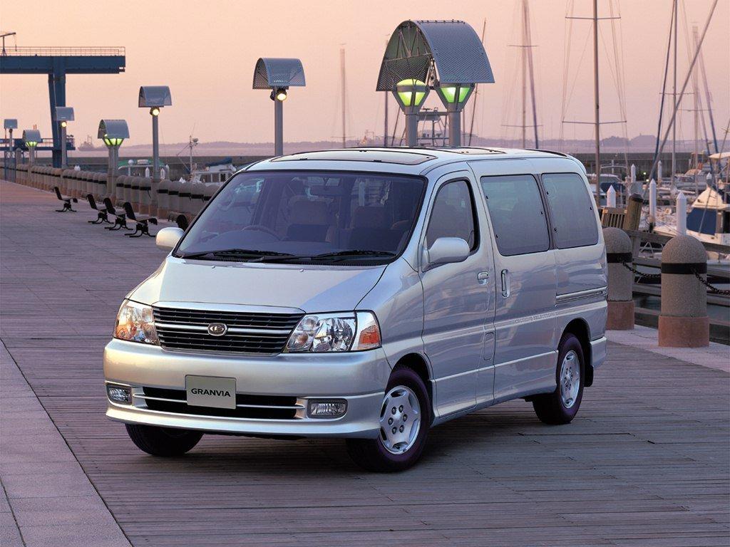toyota Toyota Granvia