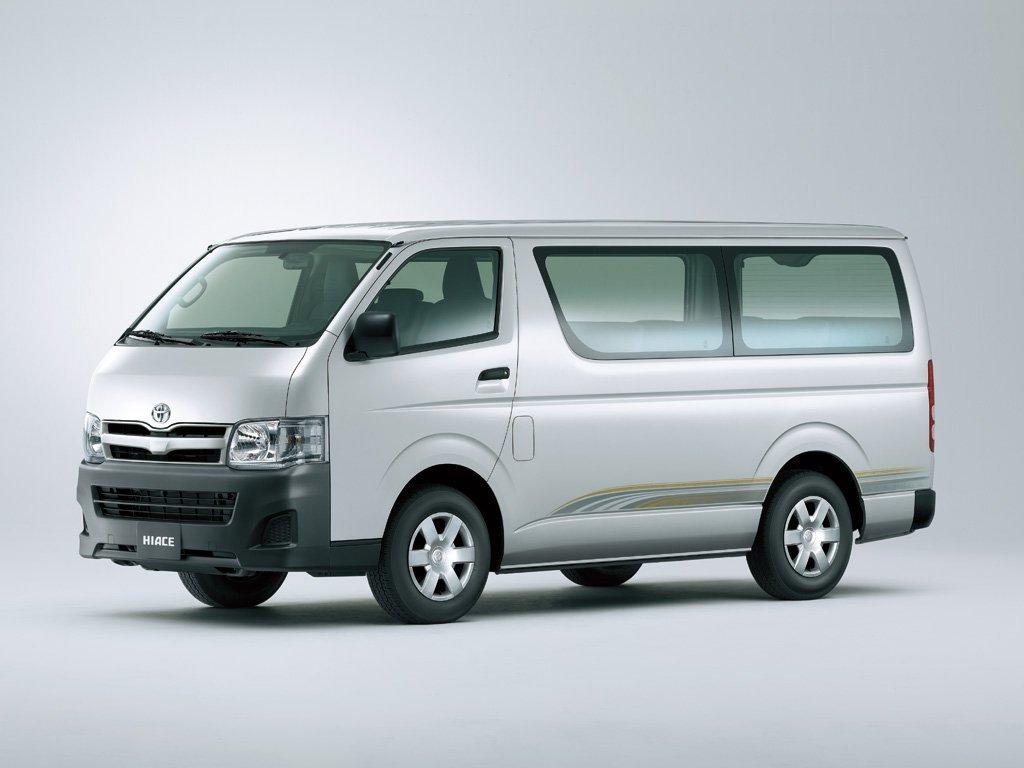 toyota Toyota HiAce
