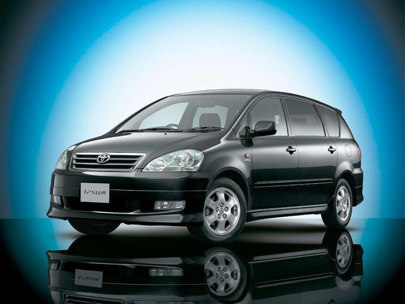 toyota Toyota Ipsum