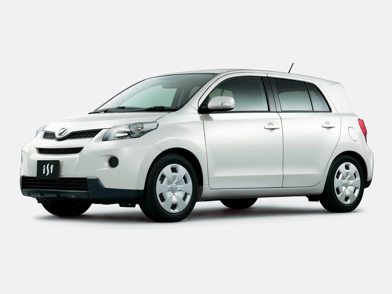 toyota Toyota Ist