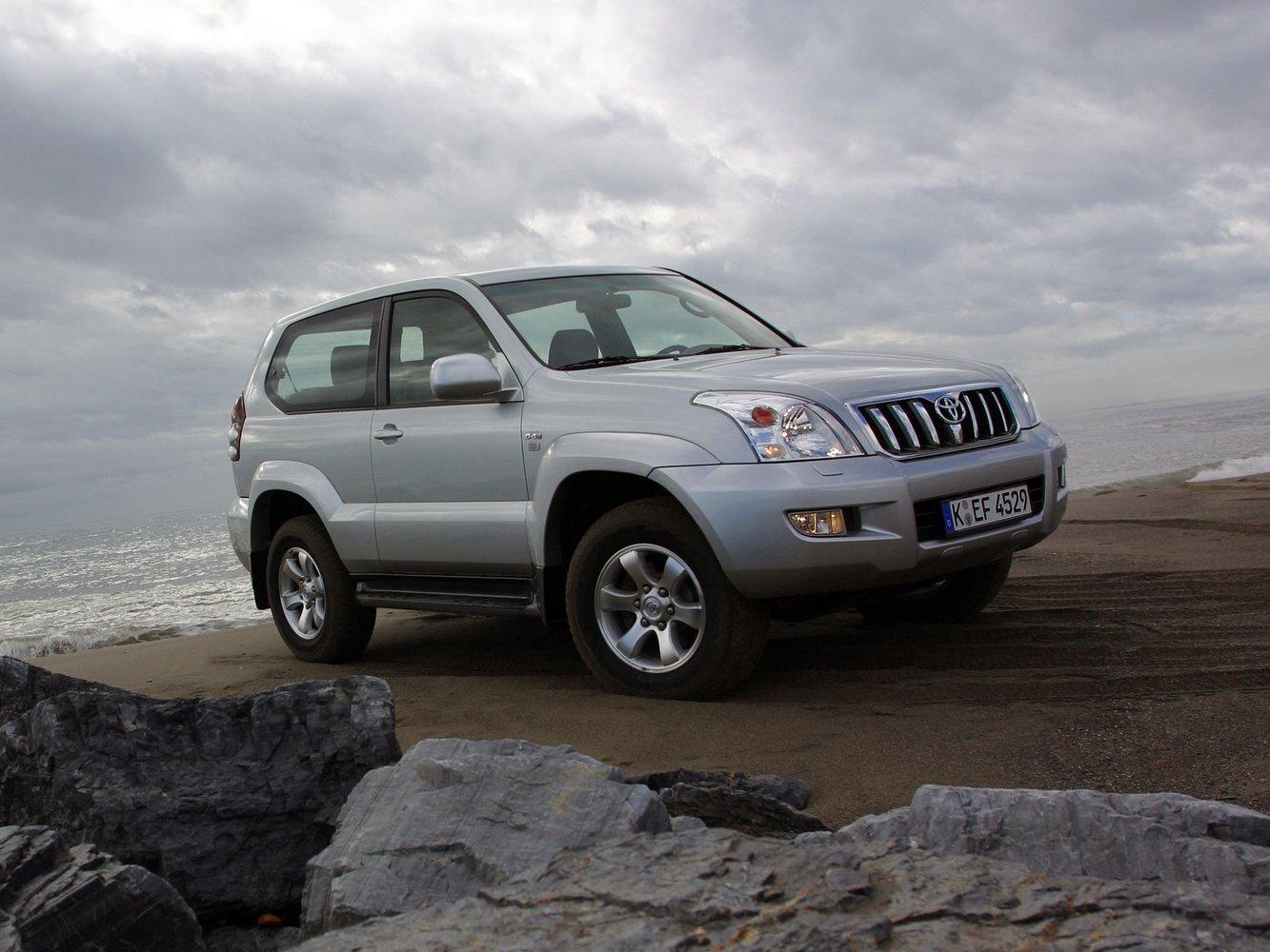 Toyota Land Cruiser Prado 4.0 AT: цена, технические ...