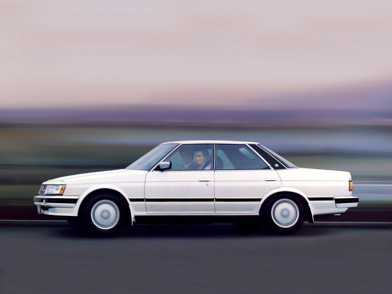 Технические характеристики Toyota Mark II (Тойота Марк 2)