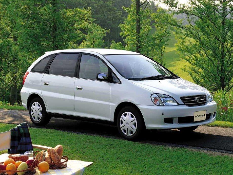 toyota Toyota Nadia