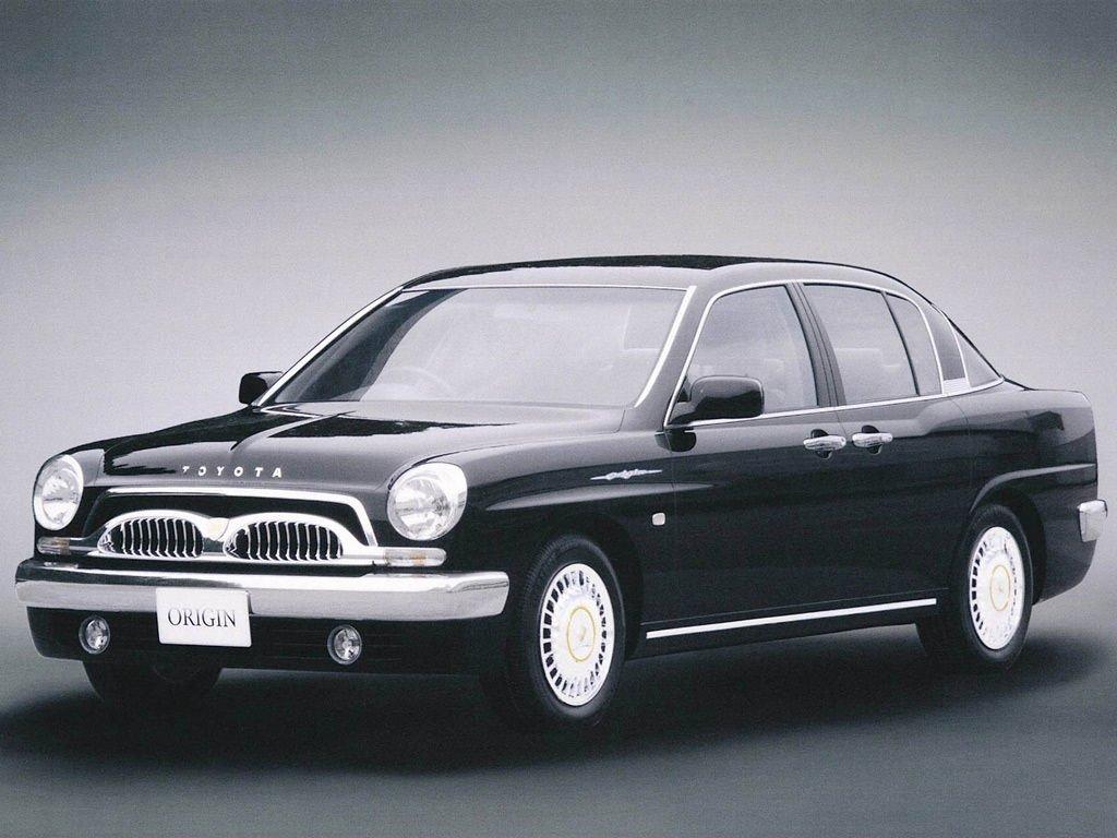 toyota Toyota Origin