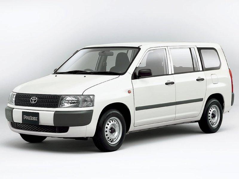toyota Toyota Probox