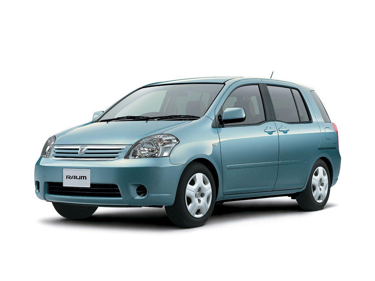 toyota Toyota Raum