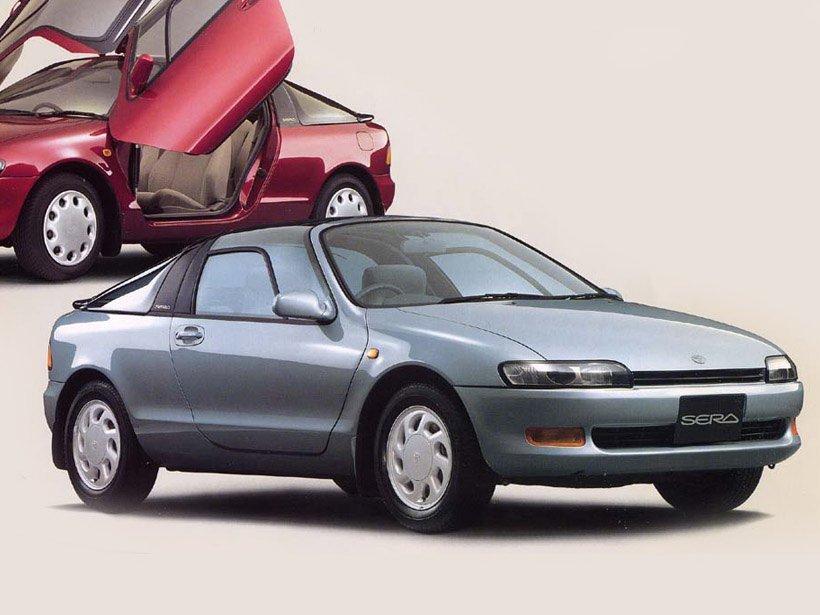 toyota Toyota Sera