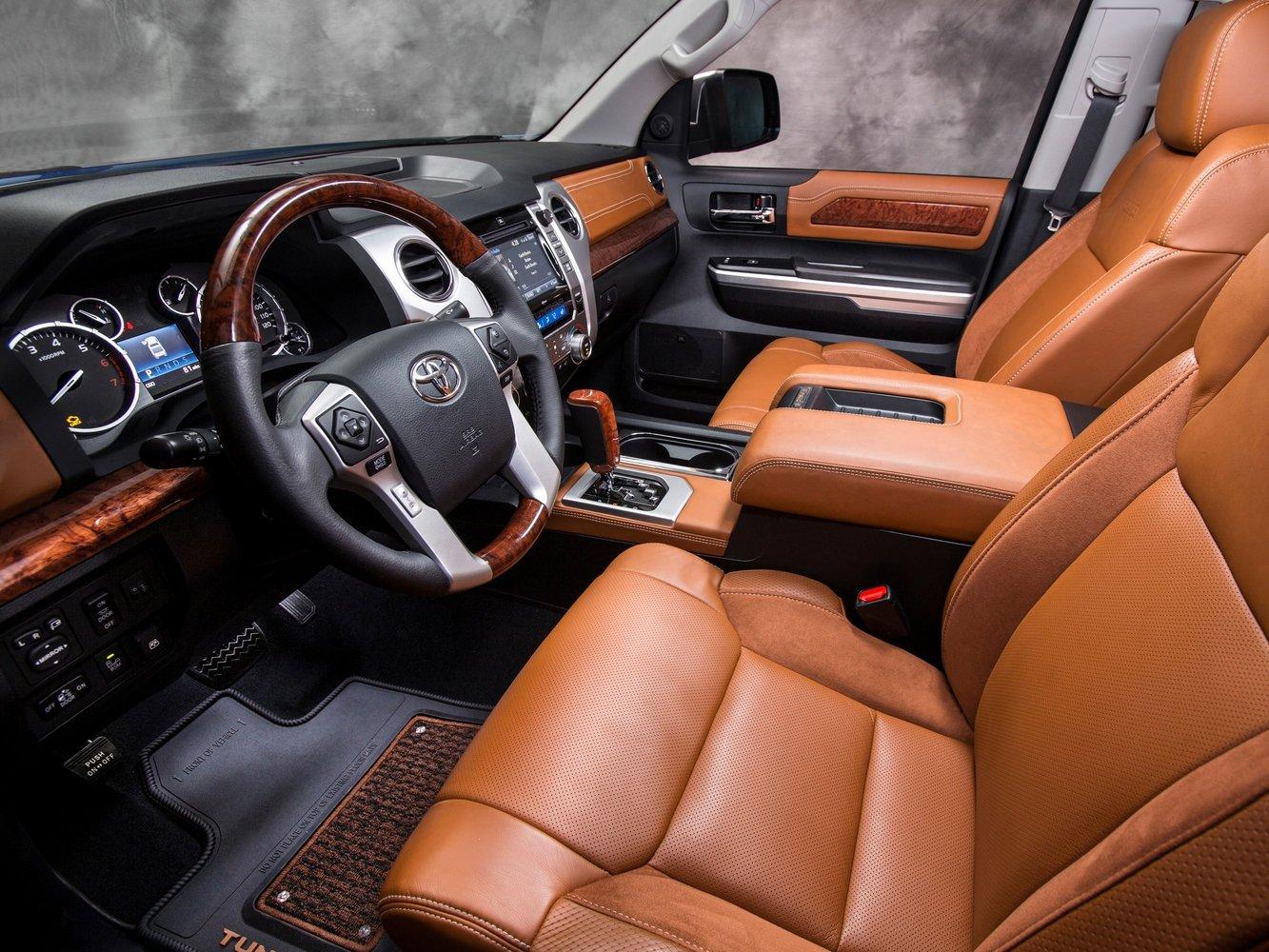 Toyota Tundra ii рестайлинг тест драйв #11