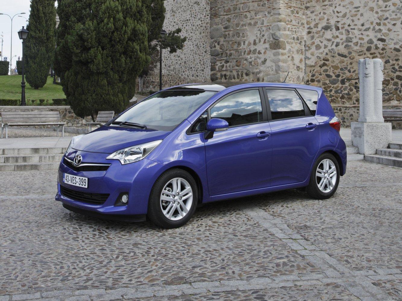 toyota Toyota Verso-S