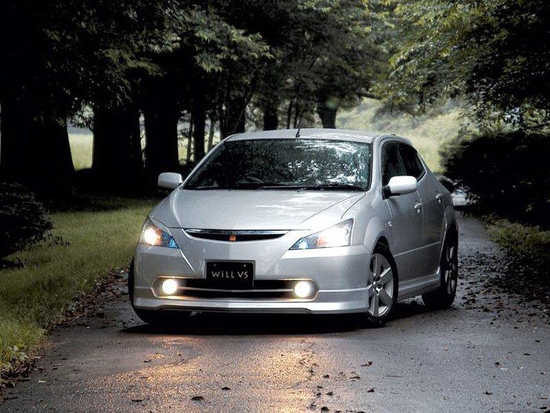 toyota Toyota WiLL