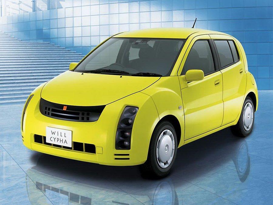 toyota Toyota WiLL Cypha