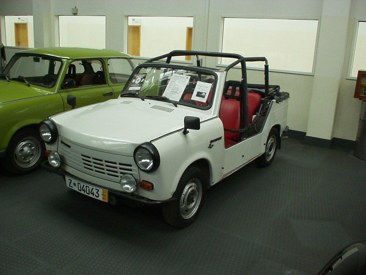 trabant Trabant 1.1