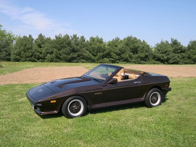 tvr TVR 280