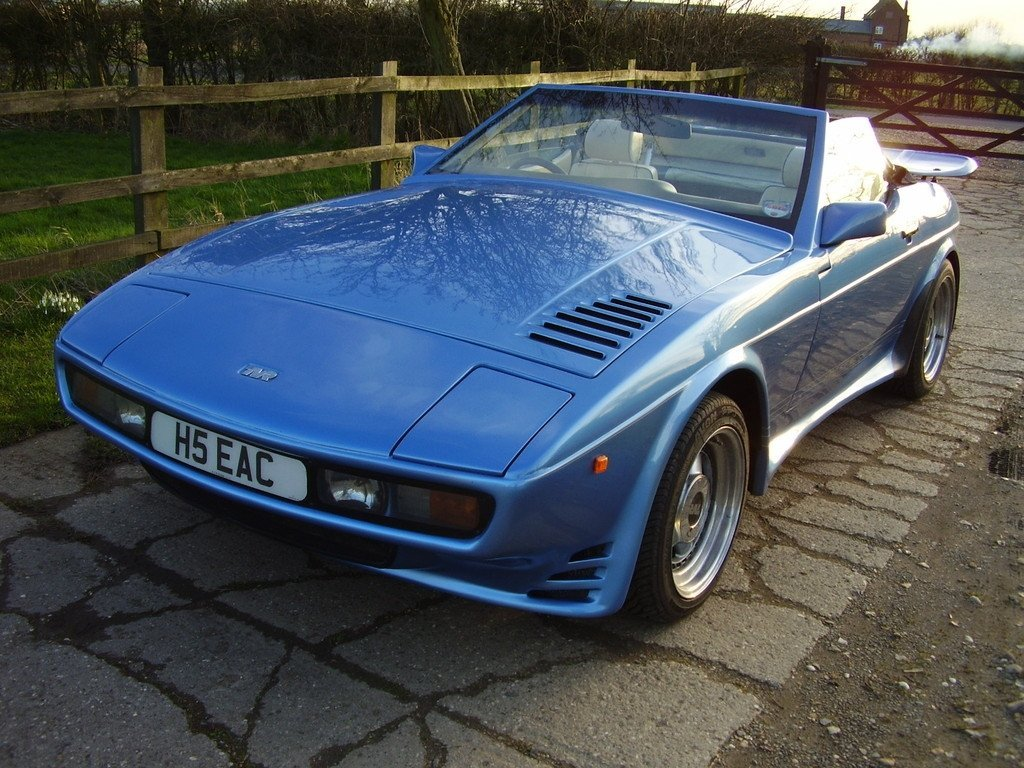 tvr TVR 450
