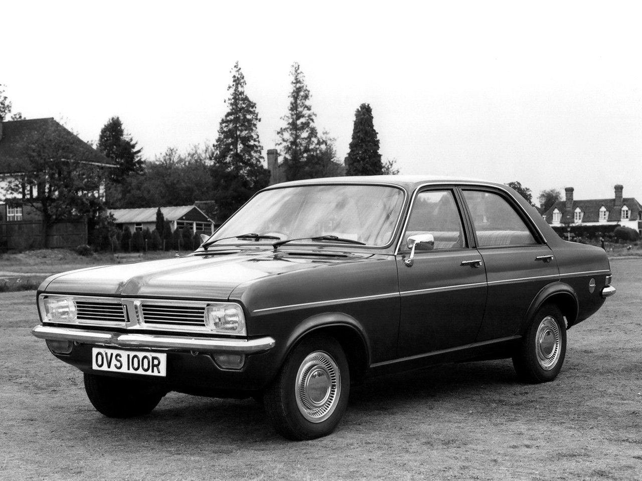vauxhall Vauxhall Viva