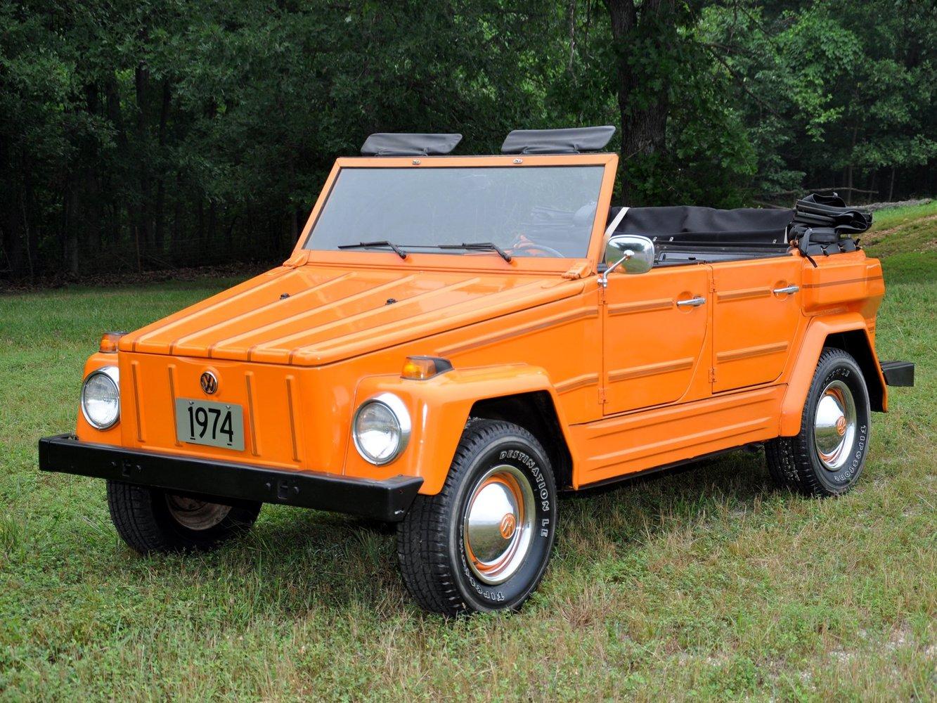 volkswagen Volkswagen 181