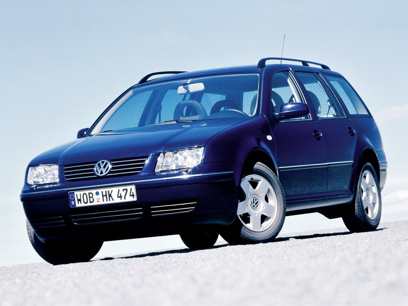 универсал Volkswagen Bora