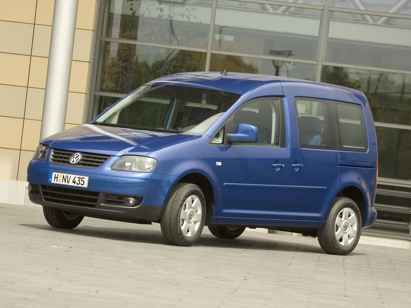Volkswagen Caddy 2004 - 2010