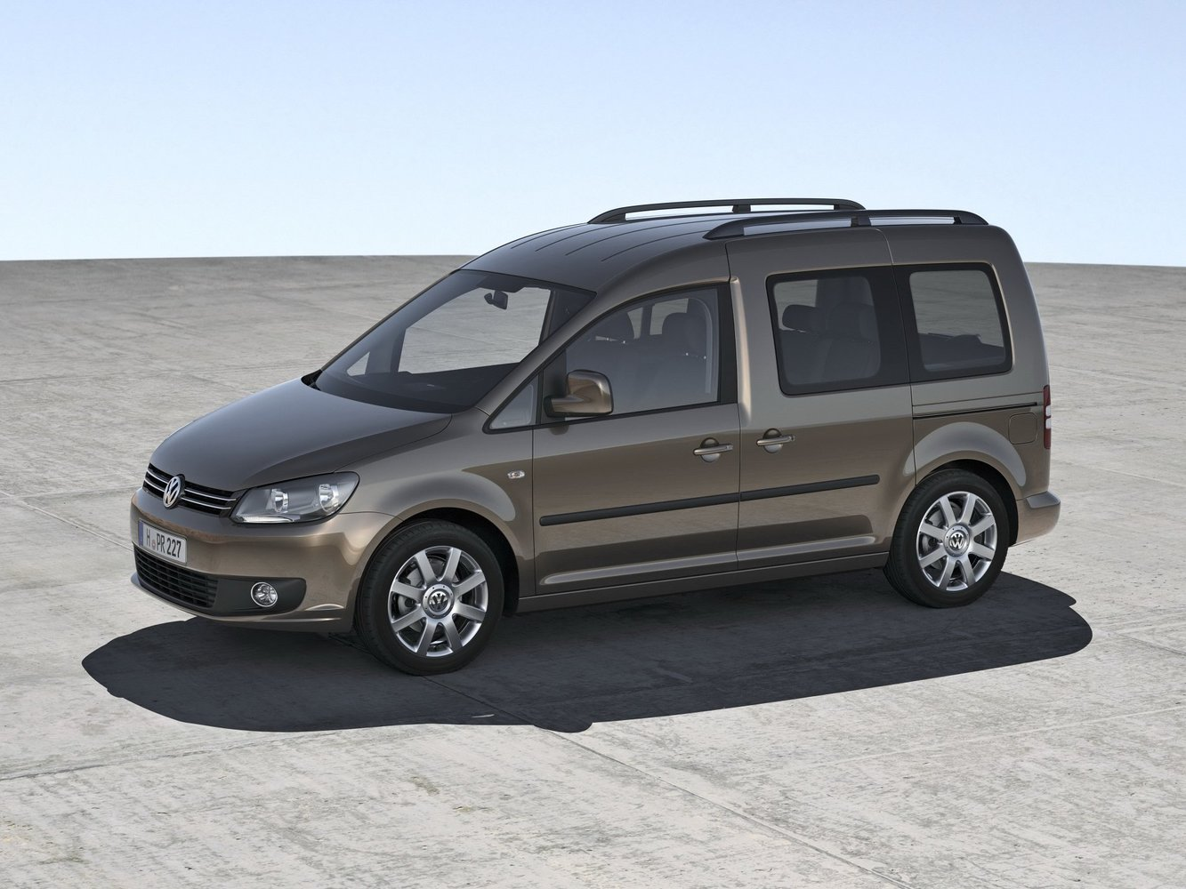 Volkswagen Caddy 2010 - 2015