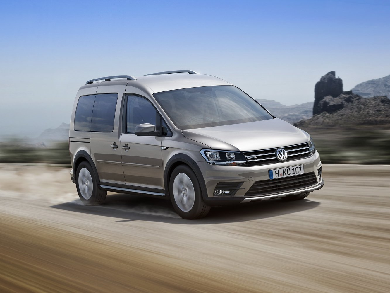 Volkswagen Caddy 2015 - 2016