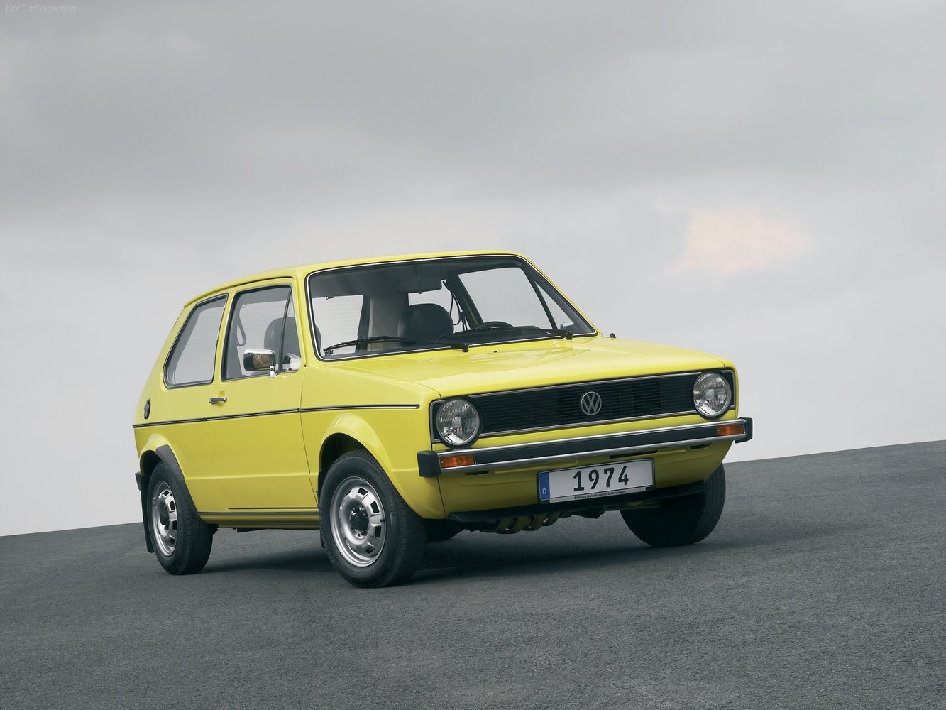 Volkswagen Golf 1974 - 1983