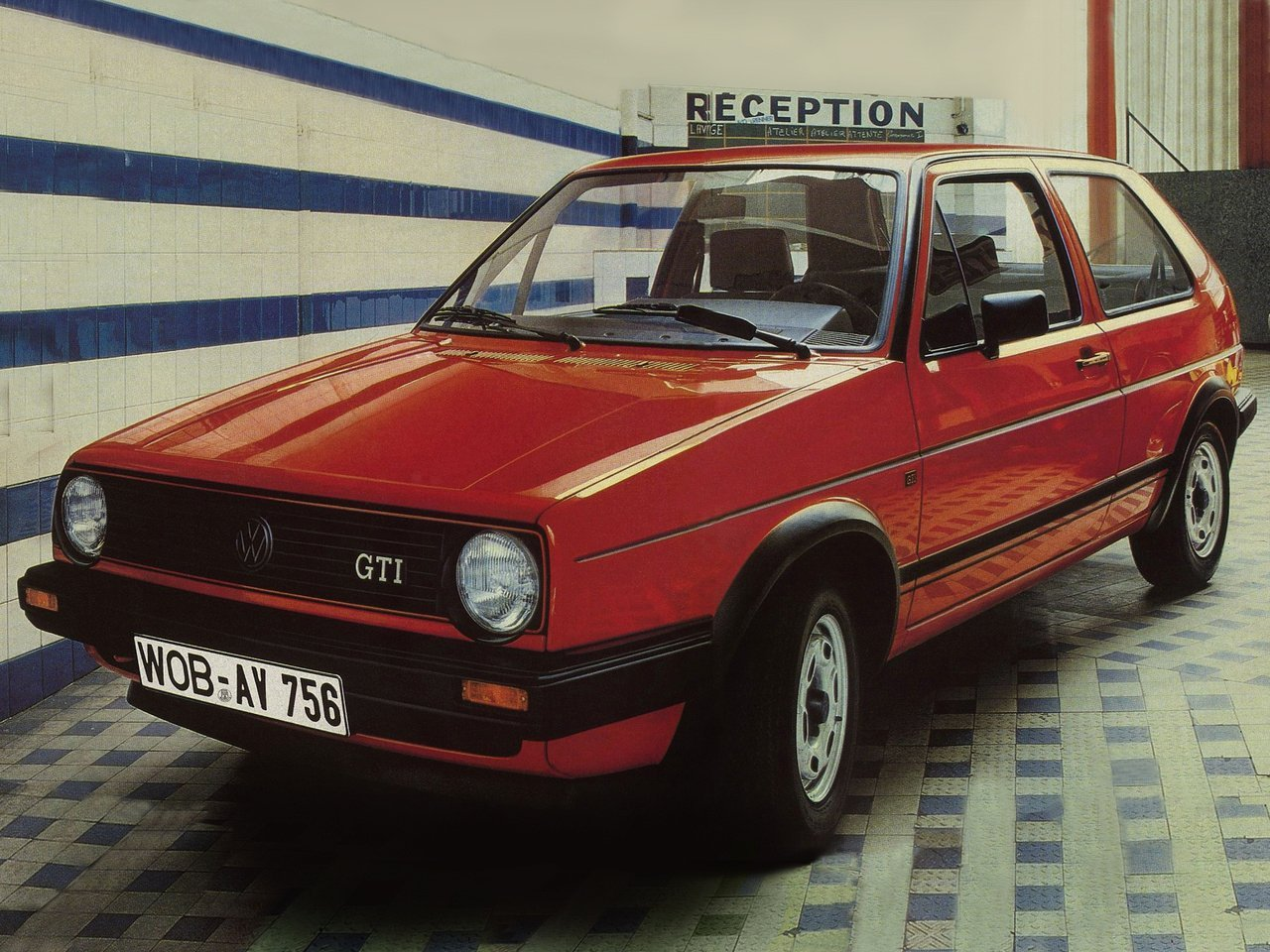 Volkswagen Golf 1983 - 1992