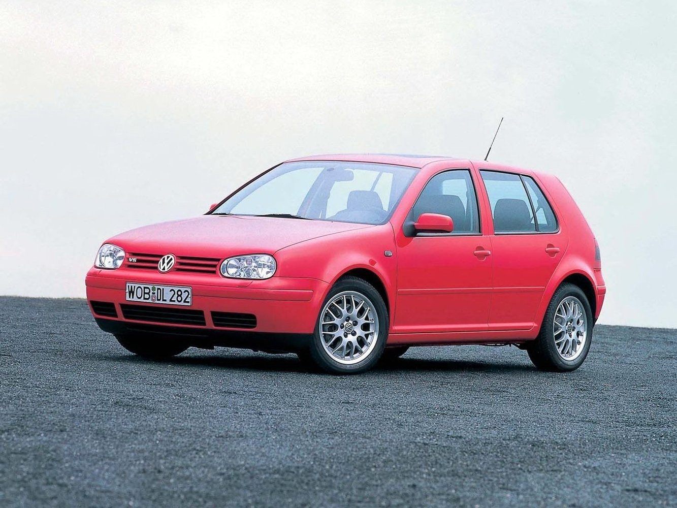 Volkswagen Golf 1997 - 2003