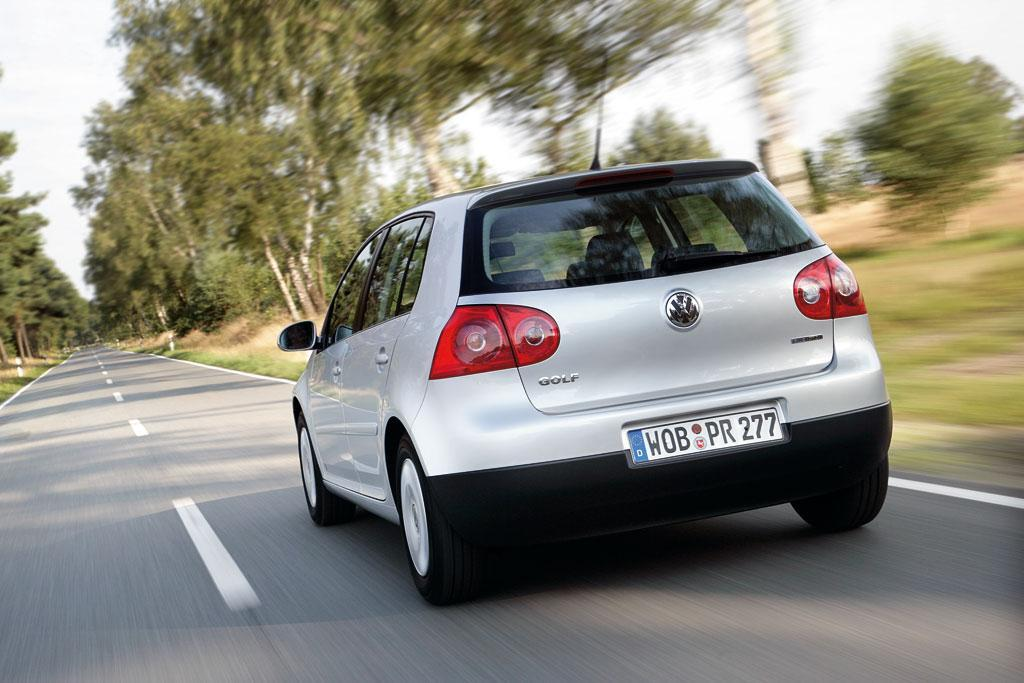 хэтчбек 5 дв. Volkswagen Golf 2003 - 2009г выпуска модификация 1.4 AMT (122 л.с.)