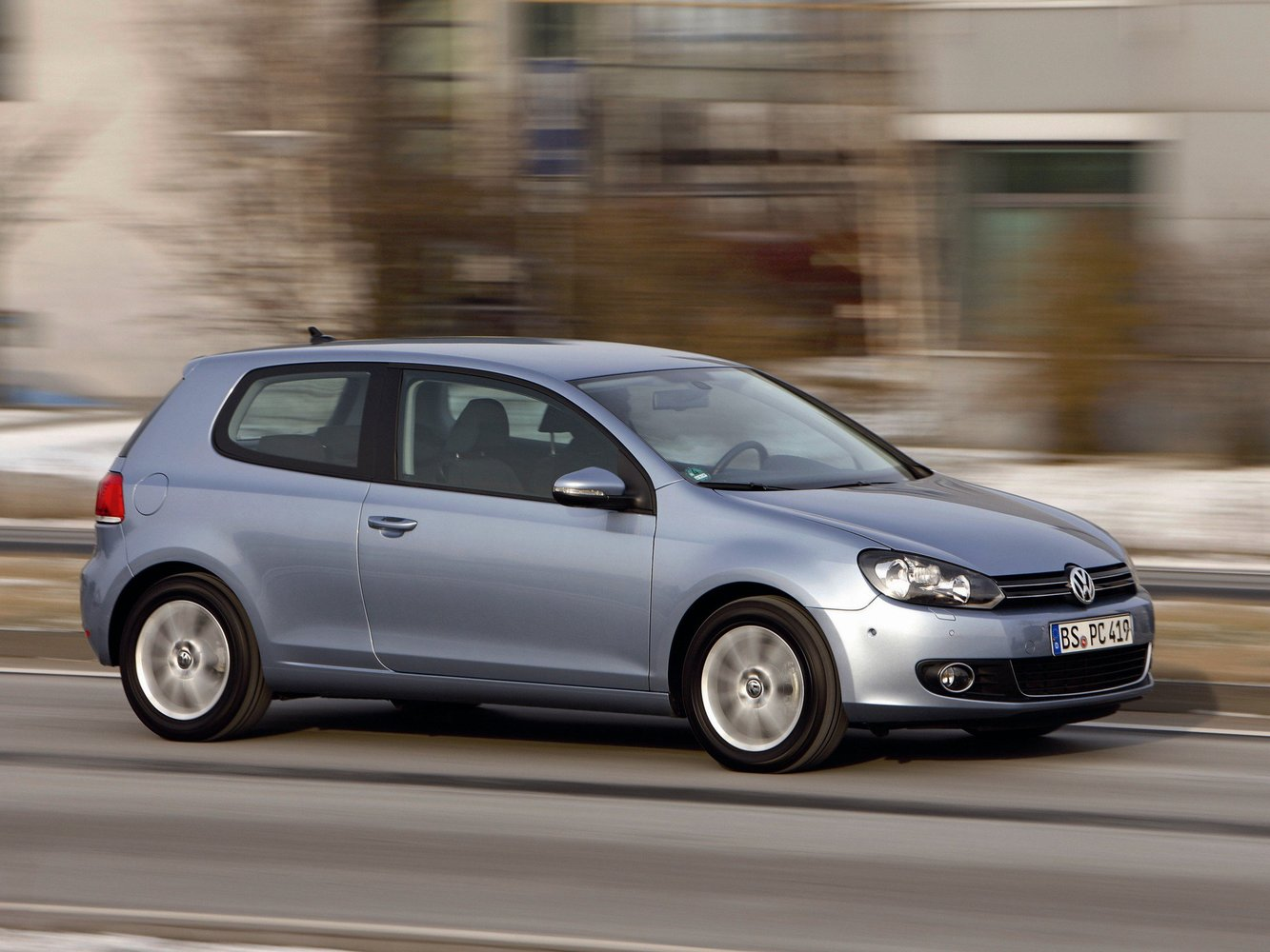 Volkswagen Golf 2009 - 2012