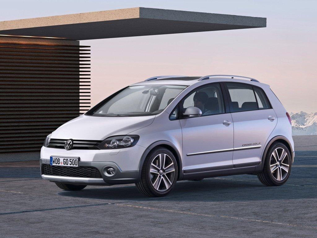 хэтчбек 5 дв. Cross Volkswagen Golf Plus