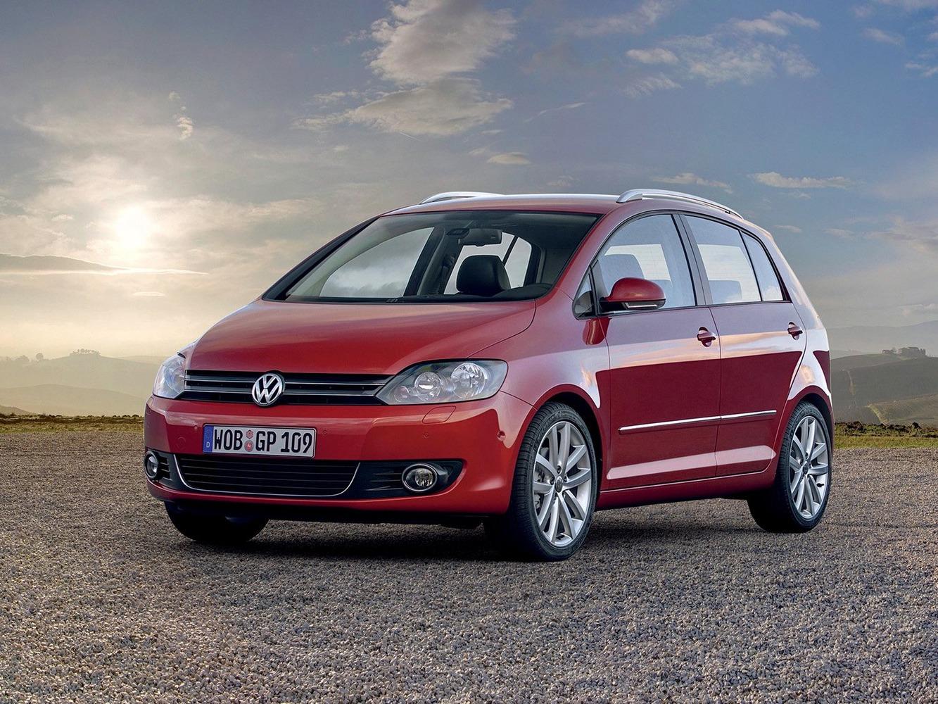 минивэн Volkswagen Golf Plus
