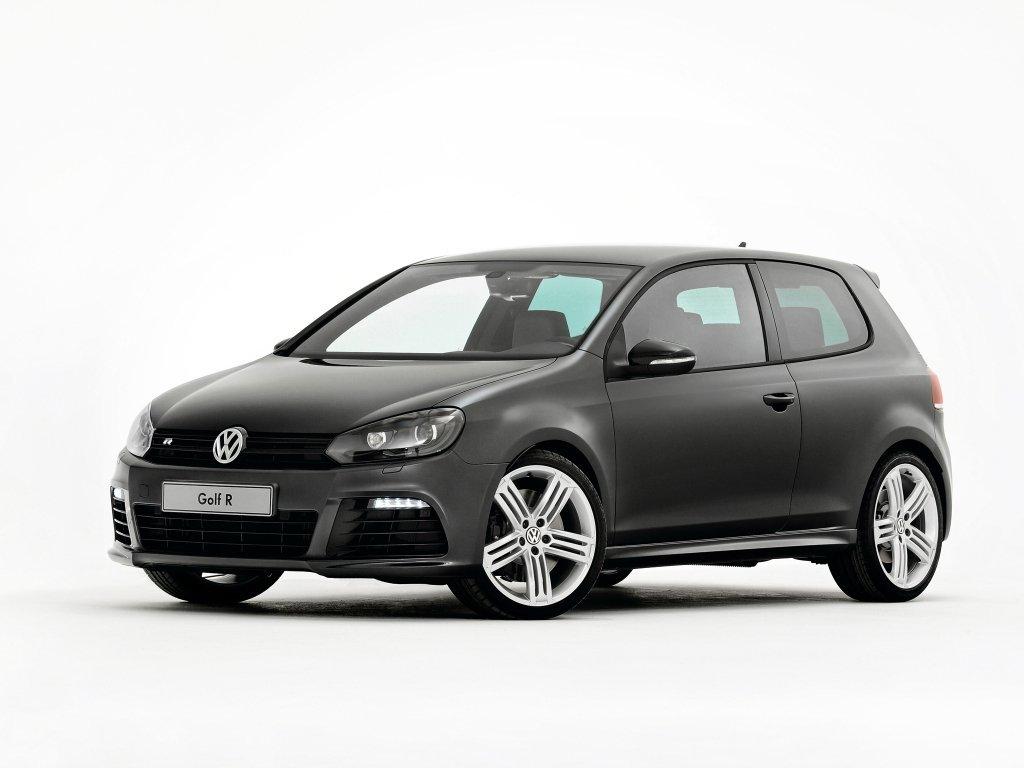 volkswagen Volkswagen Golf R