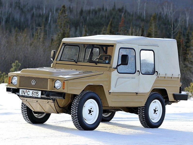volkswagen Volkswagen Iltis