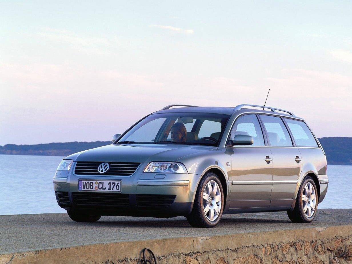 универсал Volkswagen Passat
