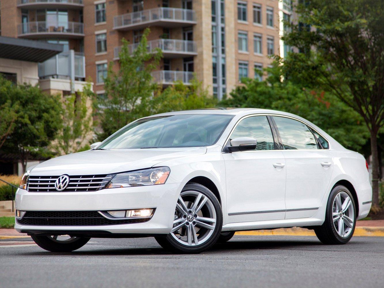 volkswagen Volkswagen Passat (North America)