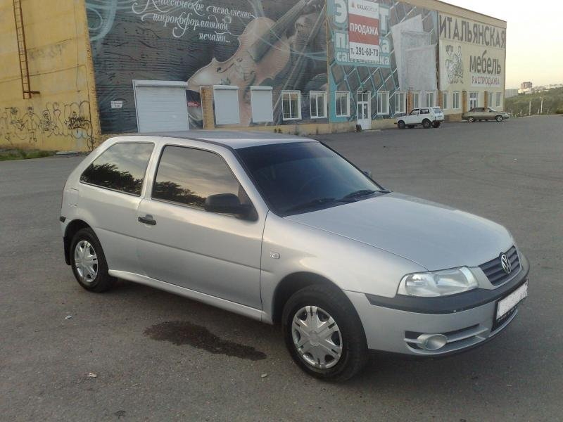 хэтчбек 3 дв. Volkswagen Pointer