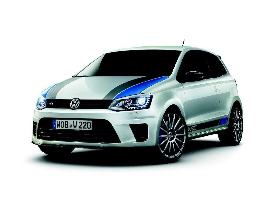 volkswagen Volkswagen Polo R WRC