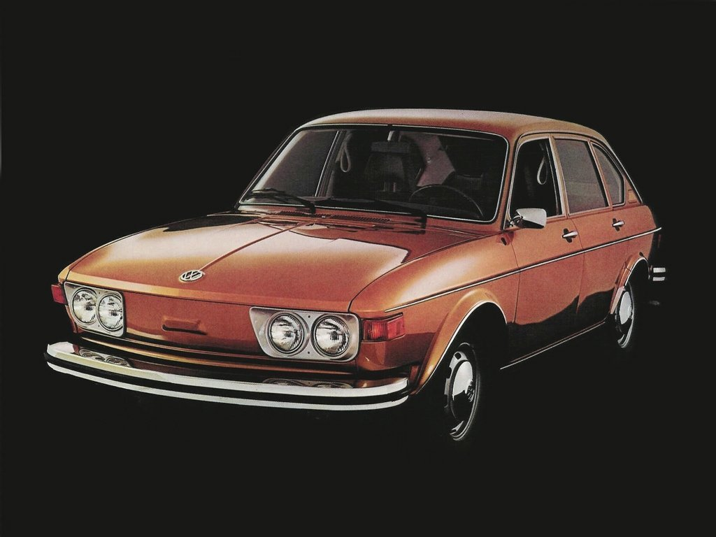 volkswagen Volkswagen Type 4