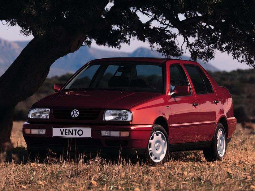 volkswagen Volkswagen Vento