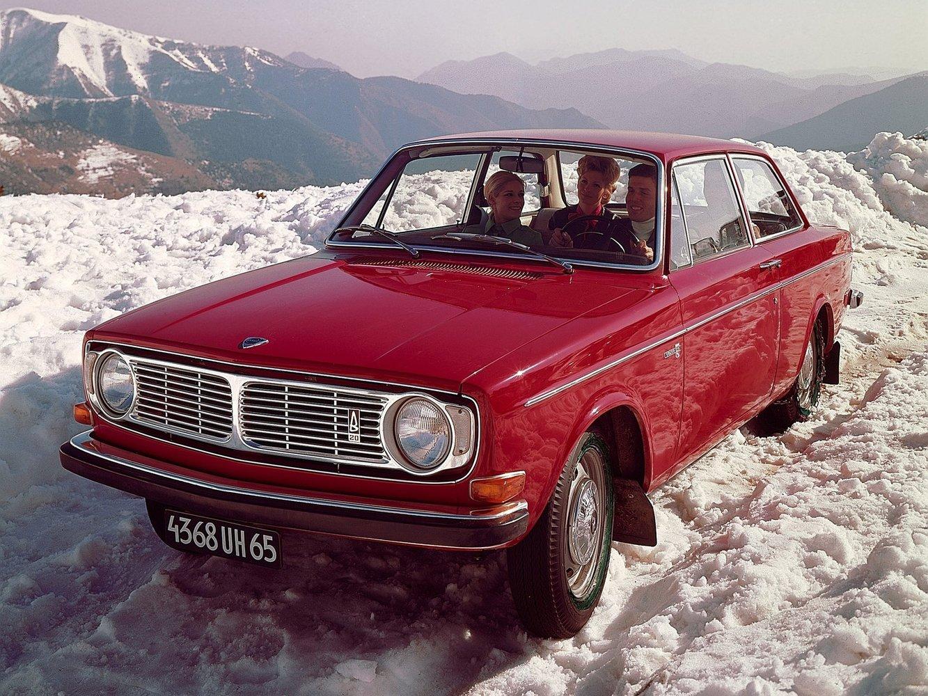 volvo Volvo 140 Series