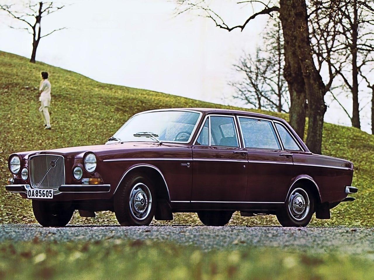 седан Volvo 164