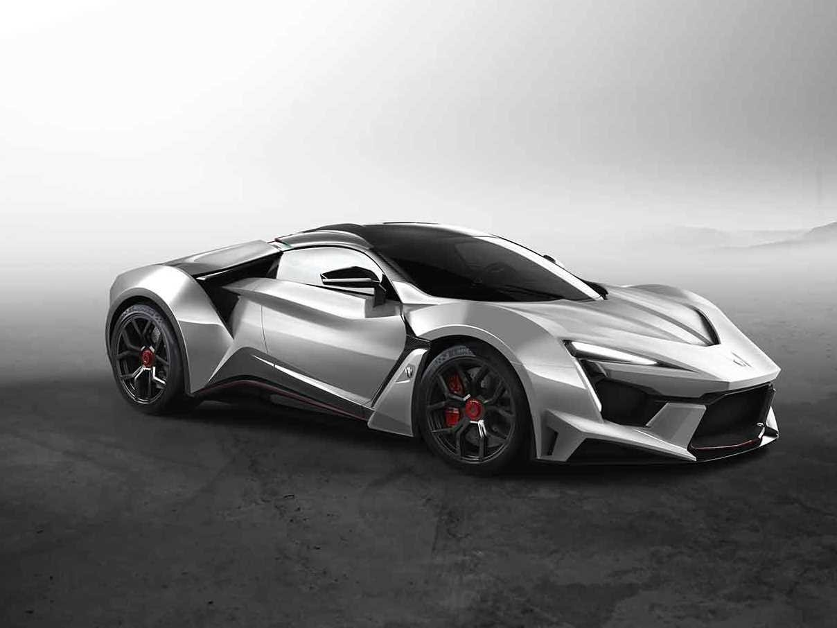 w_motors W Motors Fenyr Supersport